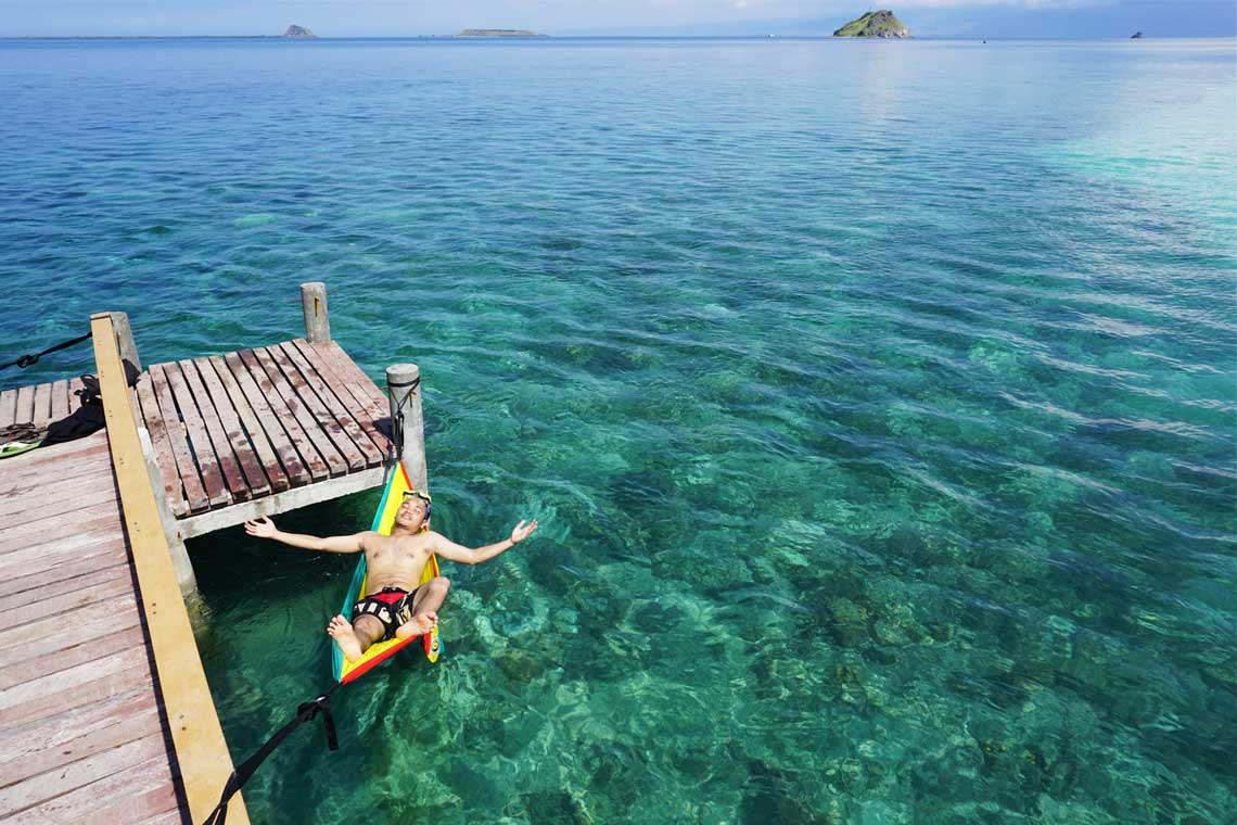 snorkeling di lombok
