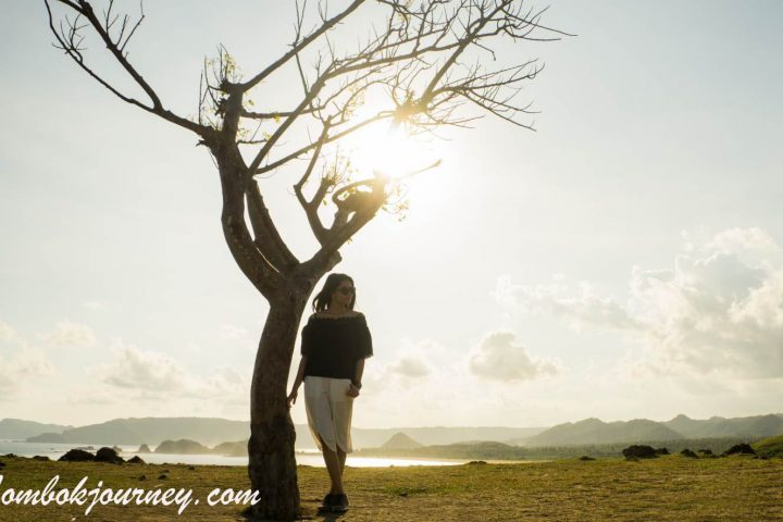 paket tour lombok bukit merese