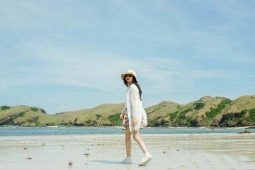 paket tour pantai tanjung ann lombok