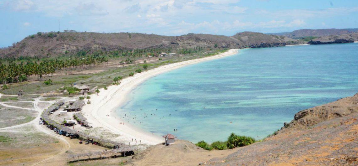 pantai seger pasir putih lombok