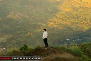 pendakian bukit pergasingan lombok